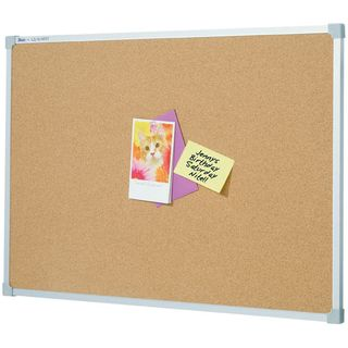 CORK BOARD QUARTET PENRITE 900 X 900MM
