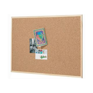 CORK BOARD QUARTET ECONOMY 450 X 600MM