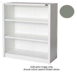 EUROPLAN PANEL SHELVING 3 LEVEL STONE GR