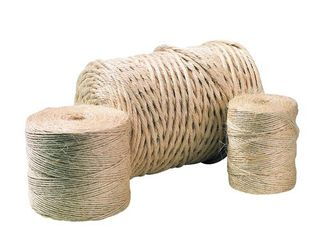 SISAL LASHINGS 2 PLY MEDIUM 135KG 441M D