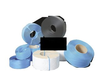 HAND STRAPPING TAPE BLUE PP12MMX1000M