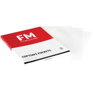 COPYSAFE POCKET FM FOOLSCAP CLEAR BOX/10