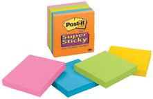 POST IT NOTES 654-5SSAN MARRAKESH PKT/5