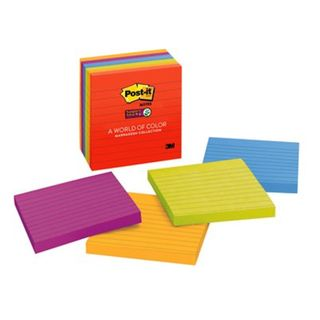 POST IT NOTES 675-6SSAN MARRAKESH PKT/6