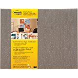 MEMO BOARD 558 MOCHA 460 X 584MM POST-IT