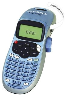 DYMO LETRATAG LABELLER LT-100H BLUE