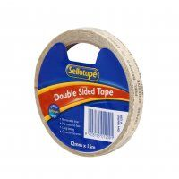 DOUBLE SIDED TAPE 1205 12MMX15M SELLO
