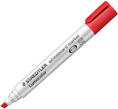 STAEDTLER WHITEBOARD MARKER 351 RED CH