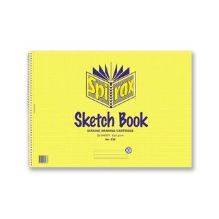 SKETCH BOOK SPIRAX 533 A3