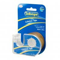 CLEAR TAPE SELLO 3263 19X20 ON DISPENSER