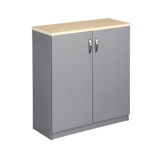 EKO CUPBOARD 900X800X400 MAPLE/SILVER