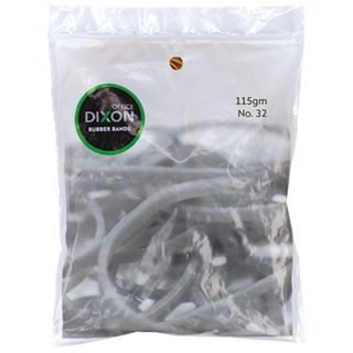DIXON RUBBER BANDS 115GM NO.32