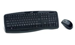 GENIUS KEYBOARD AND MOUSE SET KB-8000X