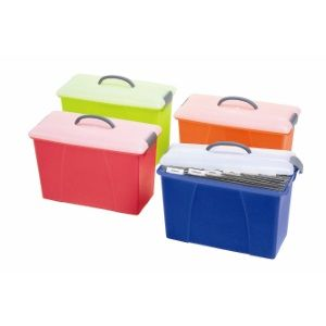 MARBIG CARRY CASE SUMMER COLOUR LIME