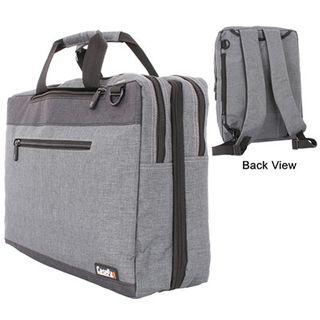 LAPTOP/NOTEBOOK BAG MB176 3 IN 1 GREY