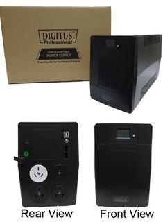 UPS DIGITUS LINE INTERACTIVE DN-170024