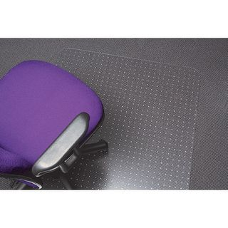 CHAIRMAT MARBIG TUFFMAT CLEAR KEYHOLE