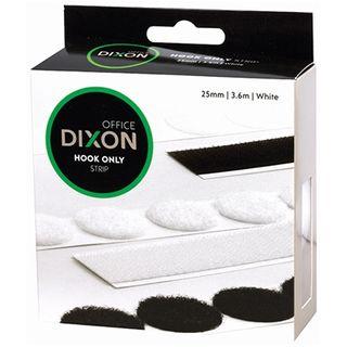 DIXON HOOK & LOOP 3.6M STRIP HOOK ONLY