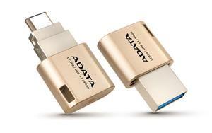 USB FLASH DRIVE ADATA UC350 USBA+USBC 16
