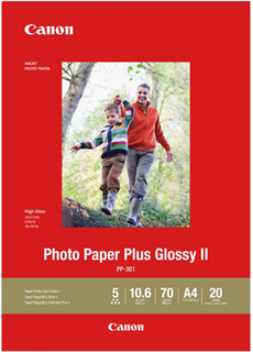 CANON PHOTO PAPER A4 PP-301 PK/20