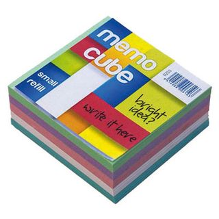 MEMO CUBE REFILL HALF HEIGHT DIRECT
