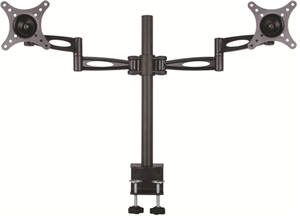 DIGITUS MONITOR MOUNT DUAL CLAMP BASE