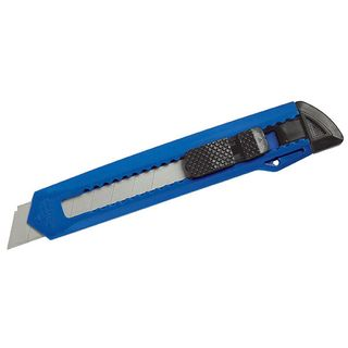 MARBIG LARGE UTILITY KNIFE BLUE