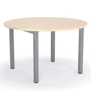 MEETING TABLE CUBIT NORDIC MAPLE 1200MM