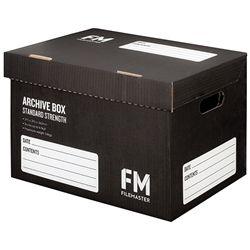 ARCHIVE BOX FM DOX NO.1 BLACK