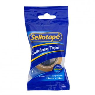 SELLOTAPE CELLULOSE TAPE 15x10M