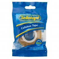 SELLOTAPE CELLULOSE TAPE 18x33