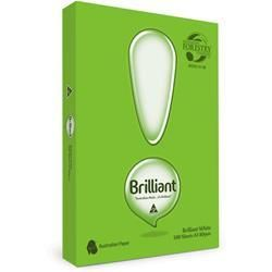COPY PAPER BRILLIANT A3 80GSM WHITE
