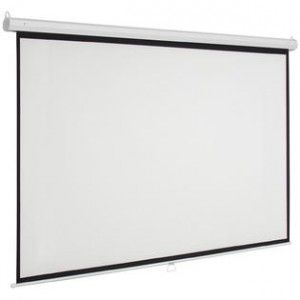 BOYD PROJECTION SCREEN MANUAL PULL DOWN