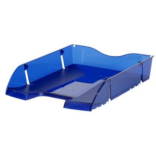 DOCUMENT TRAY MAPED HELIT BLUE