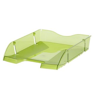 DOCUMENT TRAY MAPED HELIT GREEN