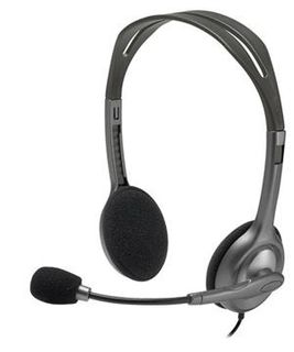 DIGITAL HEADSET LOGITECH H110 STEREO