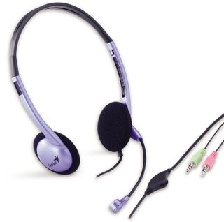 HEADSET MICROPHONE GENIUS HS-02B