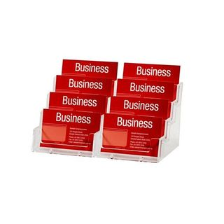 BUSINESS CARD HOLDER ESSELTE 8 TIER