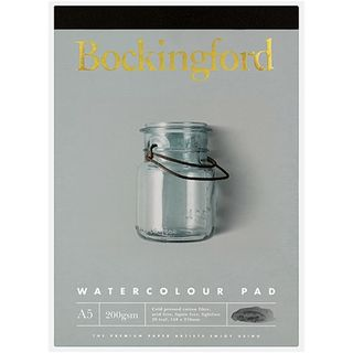WATER COLOUR PAD BOCKINGFORD A5