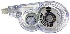 SIDEWINDER CORRECTION TAPE WHITE 5MMX8M