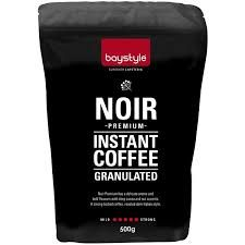 BAYSTYLE GRANULATED INSTANT COFFEE 500GM