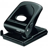 RAPID PUNCH FMC40 2 HOLE METAL BLACK