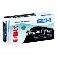 RAPID STAPLES  RS24/8 8MM BOX/5000