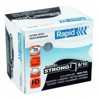 RAPID HD STAPLES RS9/10 10MM BOX/5000