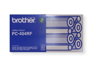 BROTHER PC404RF THERMAL FAX FILM PKT/4