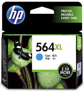 INKJET CARTRIDGE HP 564XL CB323WA CYAN
