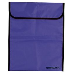 HOMEWORK BAG WARWICK FLUORO PURPLE XL