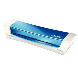 LAMINATOR LEITZ ILAM A4 OFFICE BLUE