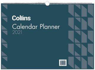 COLLINS CALENDAR COLPLAN MEMO ODD YEAR