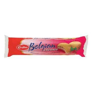 BISCUITS GRIFFINS BELGIAN CREMES 250G